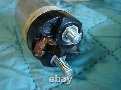 113-911-287A 0331302034 Starter Solenoid Beetle VW Genuine Bosch Germany NOS