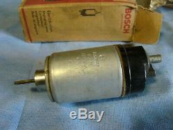 331302004 331 302 004 Starter Solendoid 6 Volt Genuine Bosch NOS Porsche 356 6V