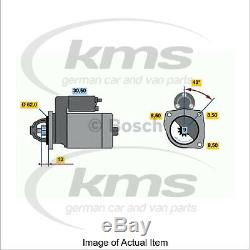 £45 Cashback Genuine BOSCH Starter Motor 0 986 014 960 Top German Quality