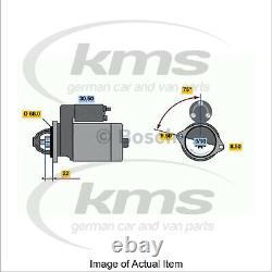 £45 Cashback Genuine BOSCH Starter Motor 0 986 017 120 Top German Quality