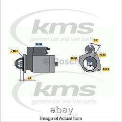 £45 Cashback Genuine BOSCH Starter Motor 0 986 017 750 Top German Quality