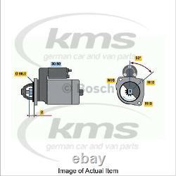 £45 Cashback Genuine BOSCH Starter Motor 0 986 021 051 Top German Quality