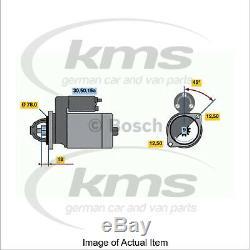 £45 Cashback New Genuine BOSCH Starter Motor 0 986 010 690 Top German Quality