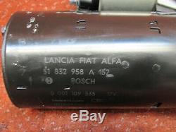 51832958 Bosch Starter 2,3 3,0 Multijet Fiat Ducato 250 Mint Genuine