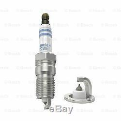8x BOSCH ENGINE SPARK PLUG SET PLUGS 0 242 230 523 P NEW OE REPLACEMENT