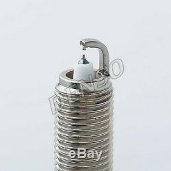8x DENSO ENGINE SPARK PLUG SET PLUGS IXEH22TT P NEW OE REPLACEMENT