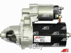 As-pl Engine Starter Motor S0377 P New Oe Replacement