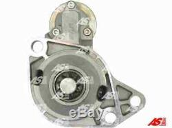 As-pl Engine Starter Motor S0417 P New Oe Replacement