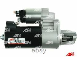 As-pl Engine Starter Motor S0491 P New Oe Replacement