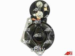 As-pl Motor Anlasser Starter S0128 P Neu Oe Qualität