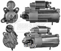 Borg & Beck Starter Motor BST2029 BRAND NEW GENUINE 5 YEAR WARRANTY