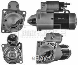 Borg & Beck Starter Motor BST2036 BRAND NEW GENUINE 5 YEAR WARRANTY