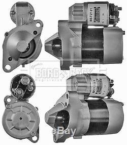 Borg & Beck Starter Motor BST2181 BRAND NEW GENUINE 5 YEAR WARRANTY