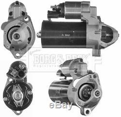 Borg & Beck Starter Motor BST2252 BRAND NEW GENUINE 5 YEAR WARRANTY