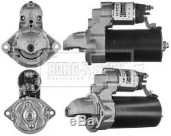 Borg & Beck Starter Motor BST2272 BRAND NEW GENUINE 5 YEAR WARRANTY