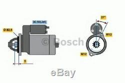 Bosch Starter 0001125053