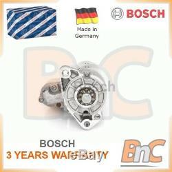 Bosch Starter Set Audi Vw Q7 4l Touareg 7la 7l6 7l7 Touareg 7p5 Oem 0001125609