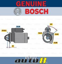 Brand New Genuine Bosch 0001369023 Starter 0 001 369 023
