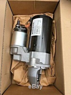 Citroen Nemo, Peugeot Bipper 1.3HDi Starter Motor 51810307A152 Genuine Citroen