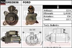 Delco Remy Starter Motor DRS3956 BRAND NEW GENUINE 5 YEAR WARRANTY