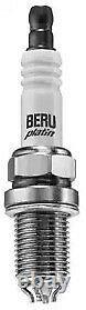 Engine Spark Plug Set Plugs Beru Z237 6pcs A For Alpina B3, B10, B12, Roadster S