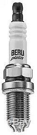 Engine Spark Plug Set Plugs Beru Z237 6pcs I New Oe Replacement