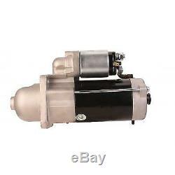 FITS Daf Starter Motor CF65 LF45 LF55 4.0kw Genuine Remanufactured Bosch