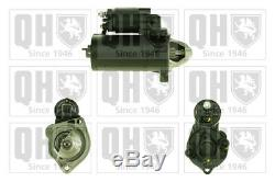 FORD GRANADA Mk3 2.8 Starter Motor 85 to 86 QH Genuine Top Quality Replacement