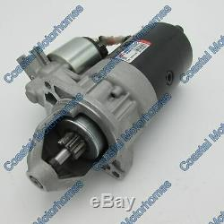 Fiat Ducato Starter Motor 1.9 D + TD 1929cc 1930cc 1981-1994 New