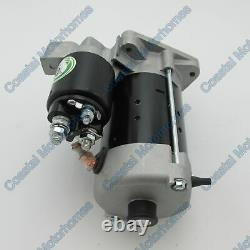 Fits Fiat Ducato Peugeot Boxer Citroen Relay Starter Motor 2.8-Diesel (98-06)