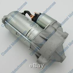 Fits Fiat Scudo Peugeot Boxer Expert Citroen Relay Dispath Starter Motor 2.0 07