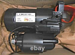 GENUINE BOSCH 0986017661 Starter motor Nissan Primera, Pulsar, Almera, Anlasser