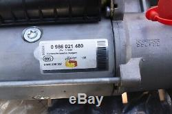 GENUINE BOSCH 0986021480 Starter Motor 24V 5.5kW SCANIA MERCEDES RENAULT AUDI