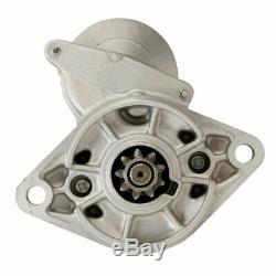 GENUINE BOSCH Starter Motor for Holden Jackaroo 2.3L (4ZD1) & 2.6L (4ZE1) Petrol