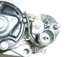 GENUINE BOSCH VW AUDI SEAT SKODA STARTER MOTOR 1.2 / 1.6 / 2.0 petrol 0AH911023A