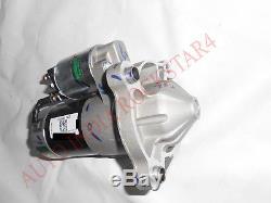 GENUINE LUCAS Starter Motor Assly FOR MAHINDRA SCORPIO CRDe 2.6 2.6 PICKUP