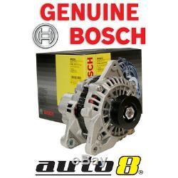 Genuine Bosch Alternator fits Mitsubishi Triton MK 3.0L Petrol 6G72 1996 2006