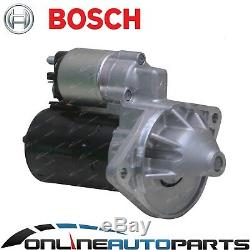 Genuine Bosch Ford Falcon Fairmont Fairlane 6cyl Starter Motor 1965-2012