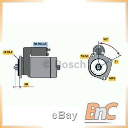 # Genuine Bosch Hd Starter Set Audi Vw Q7 4l Touareg 7la, 7l6, 7l7 Touareg 7p5