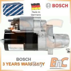 # Genuine Bosch Heavy Duty Starter Set Mercedes-benz