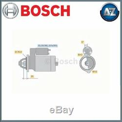 Genuine Bosch Reman Starter 0986017170