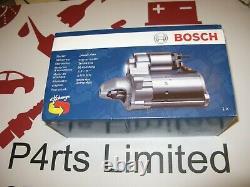 Genuine Bosch Starter Motor 0986020131 Fits Mitsubishi Spacestar Carisma