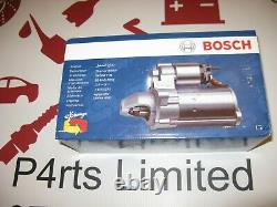 Genuine Bosch Starter Motor 0986020270 Fits Vw Transporter Caravelle 2.5l