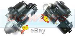 Genuine Bosch Starter Motor Bx1365 0986013650 1365 Renault Trafic