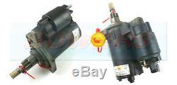 Genuine Bosch Starter Motor Bx1630 0986016300 1630 Fiat/lancia