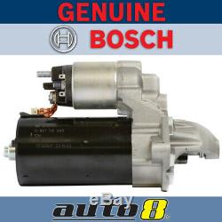 Genuine Bosch Starter Motor fits BMW 530D E60 3.0L Diesel M57D30TU 2005 2009