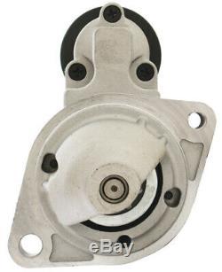 Genuine Bosch Starter Motor fits Bmw 116I E87 1.6L Petrol (N45) 2004 2008