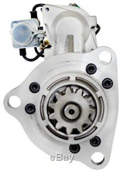 Genuine Bosch Starter Motor fits Case IH Tractors with Cummins CAT Engines