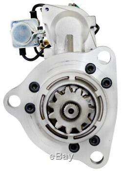 Genuine Bosch Starter Motor fits Caterpillar Tractors Dump Trucks Dozers