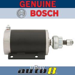 Genuine Bosch Starter Motor fits Evinrude 50HP Outboards E50TEL E50TL